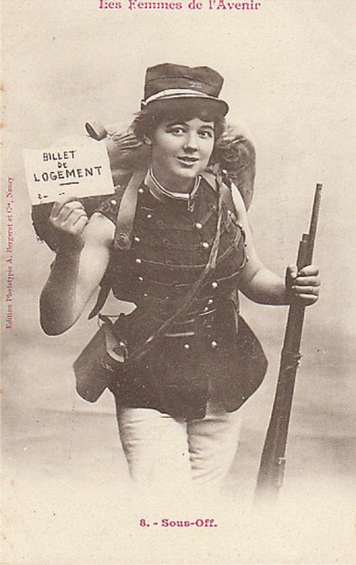 Women of the Future Trading Cards, 1902 (15)