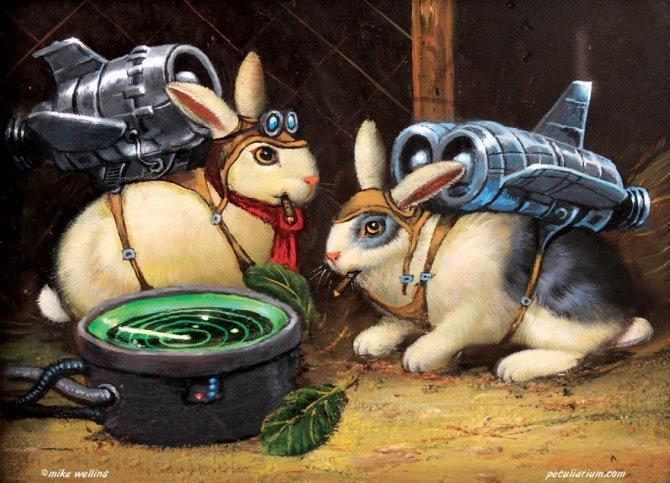 bunnies 880