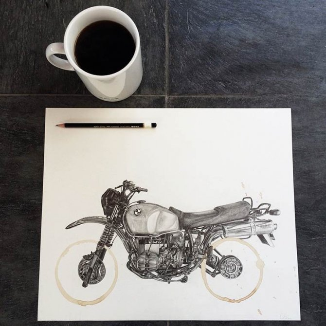 Coffee Stain illustration 15