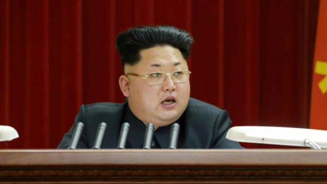 kim jong un capelli taglio