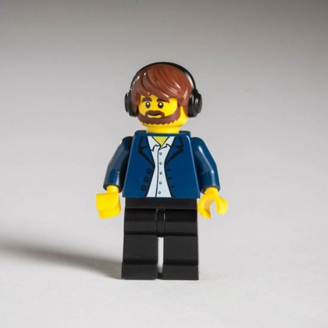 LEGO Hipsters 1