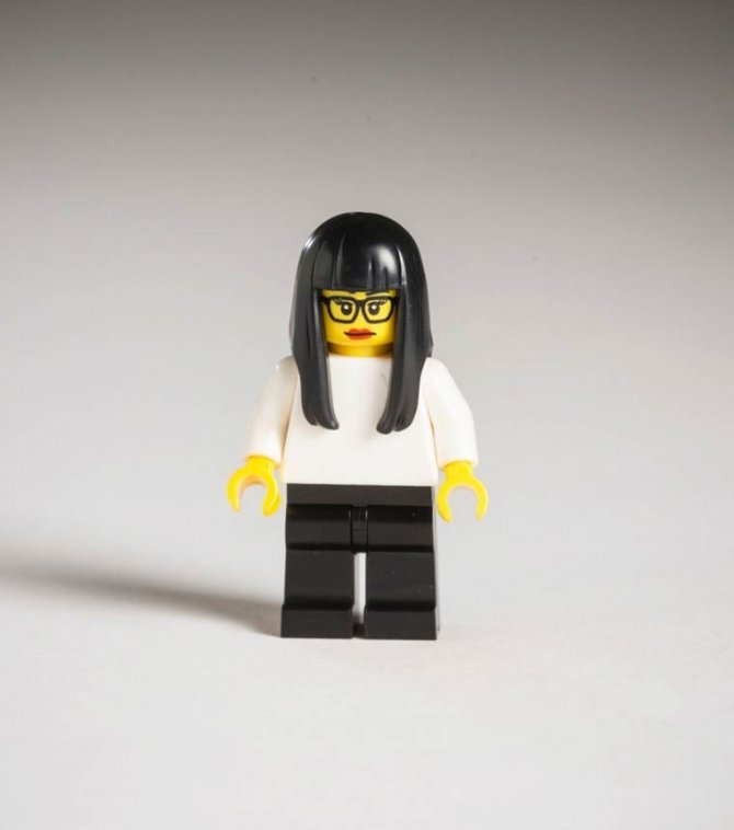 LEGO Hipsters 4