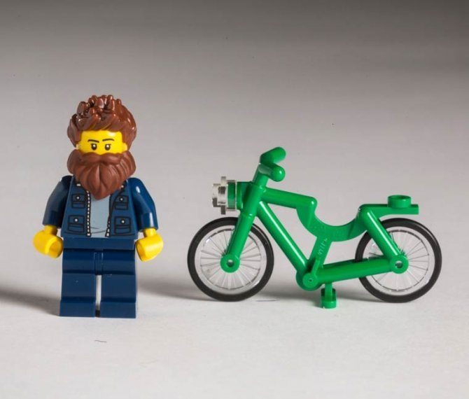 LEGO Hipsters 6
