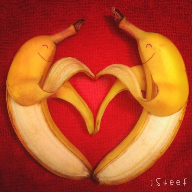 banana drawings fruit art stephan brusche 22