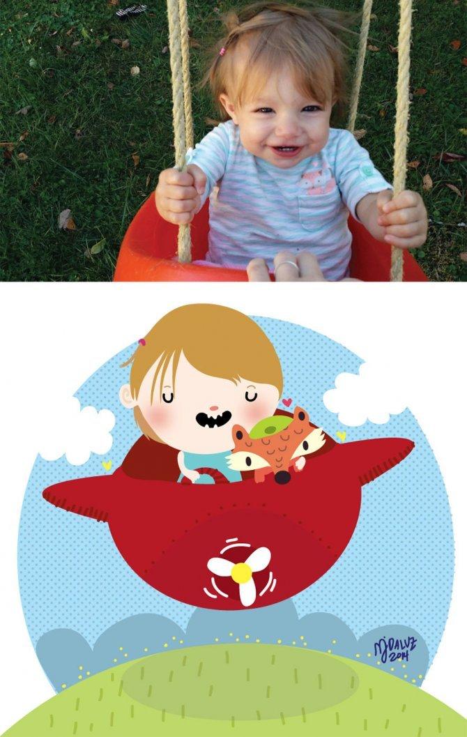 children photos illustrations maria jose da luz 111