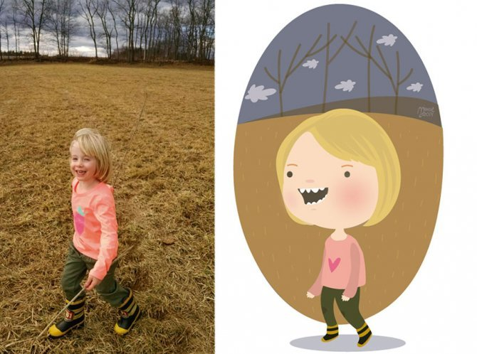 children photos illustrations maria jose da luz121
