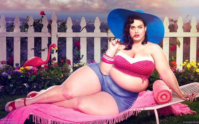 fat celebrities photoshop david lopera 10