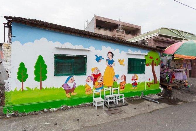 huija street art 111