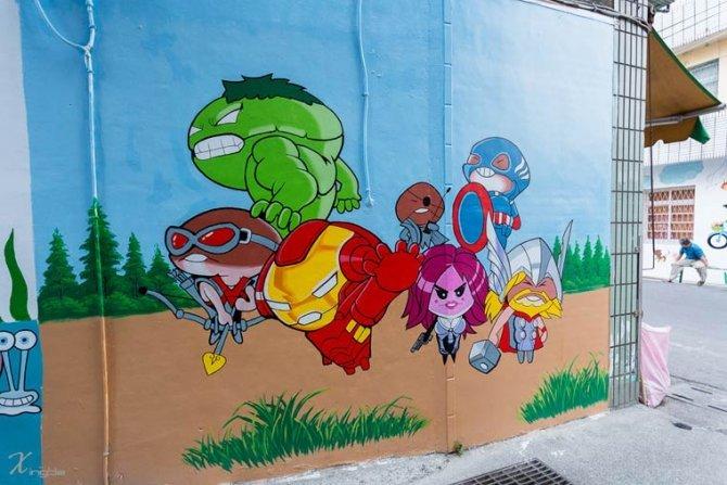 huija street art 161