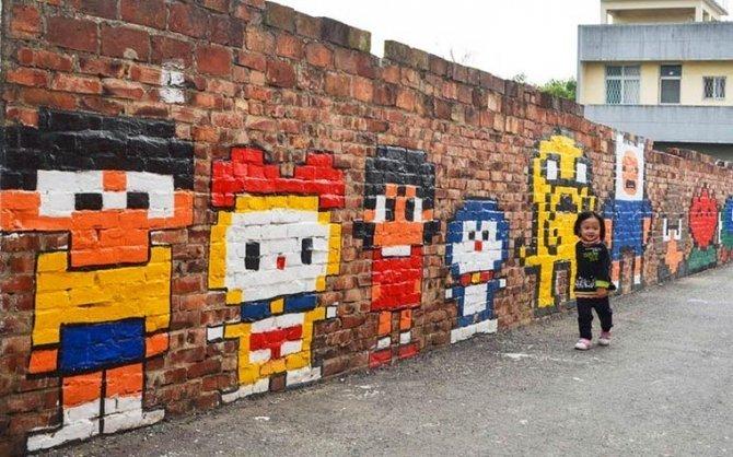 huija street art 36
