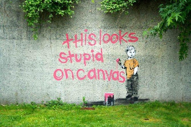 iHeart street art 2