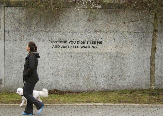 iHeart street art 9
