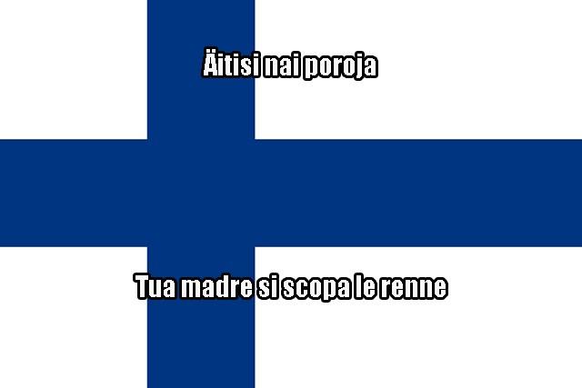insulti-finlandese