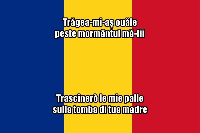 insulti-romeno