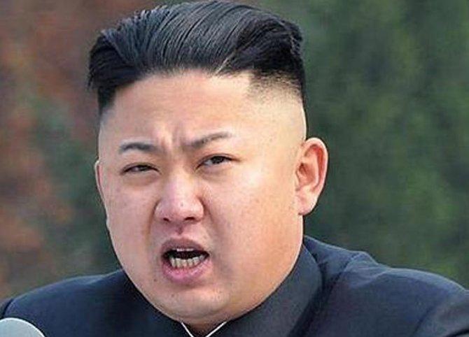 kim jong un capelli