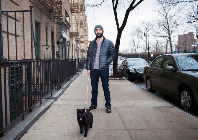 men and cats photography david williams 2