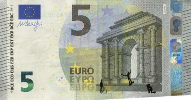 banconote euro protesta grecia 11
