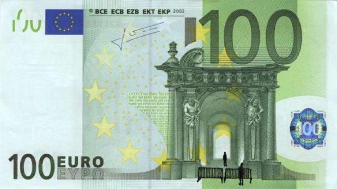 banconote euro protesta grecia 20