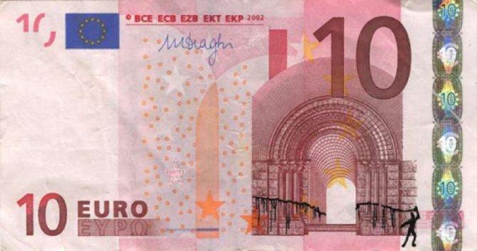 banconote euro protesta grecia 9