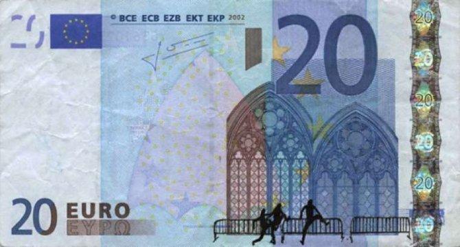 banconote euro protesta grecia 6