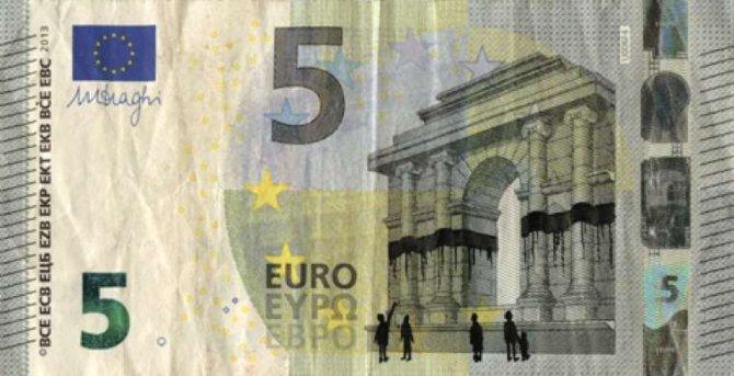 banconote euro protesta grecia 7