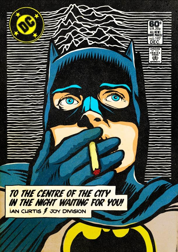 Post Punk Superheroes butcher billy 9