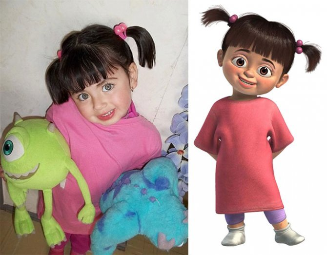 XX Cartoon Characters Found In Real Life37 700