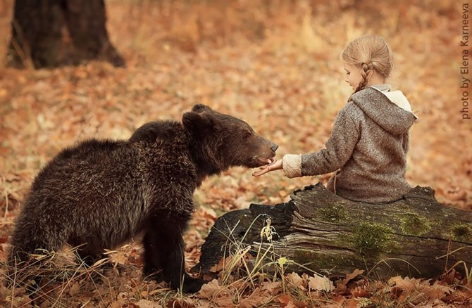 animal children photography elena karneeva 102 880