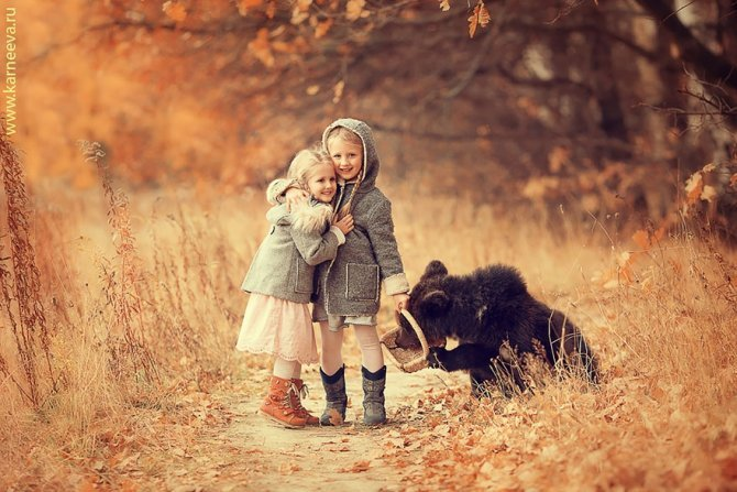 animal children photography elena karneeva 262 880
