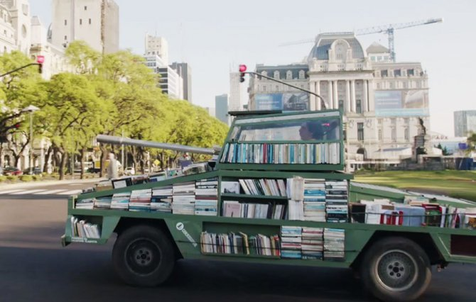 free book tank library weapon of mass instruction raul lemesoff 12