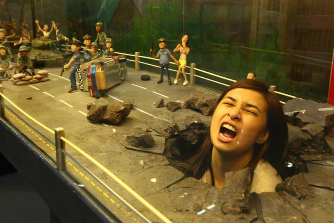 interactive 3d museum art in island philippines 391