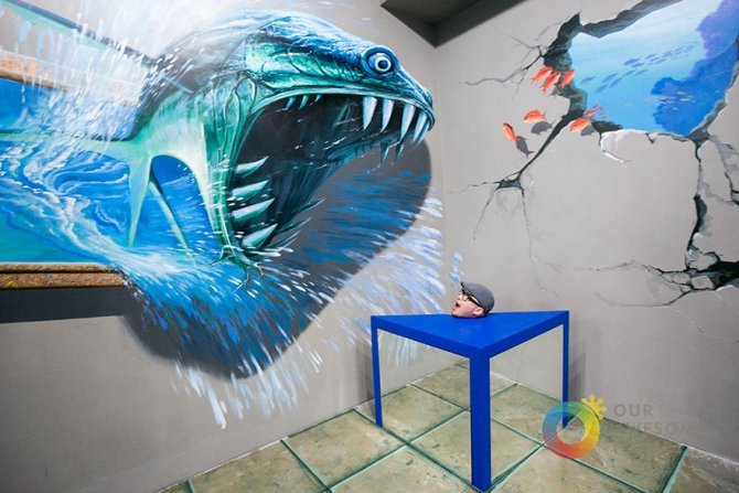 interactive 3d museum art in island philippines 7