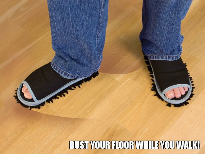 lazy slippers