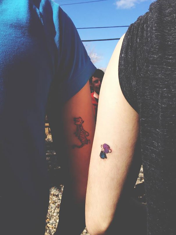 matching couple tattoos 4 605