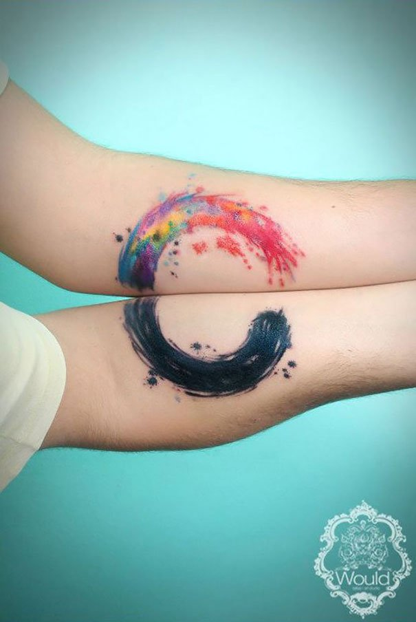 matching couple tattoos 59 605