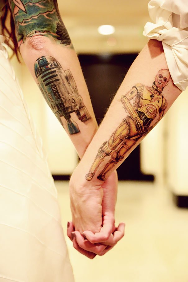 matching couple tattoos 61 605