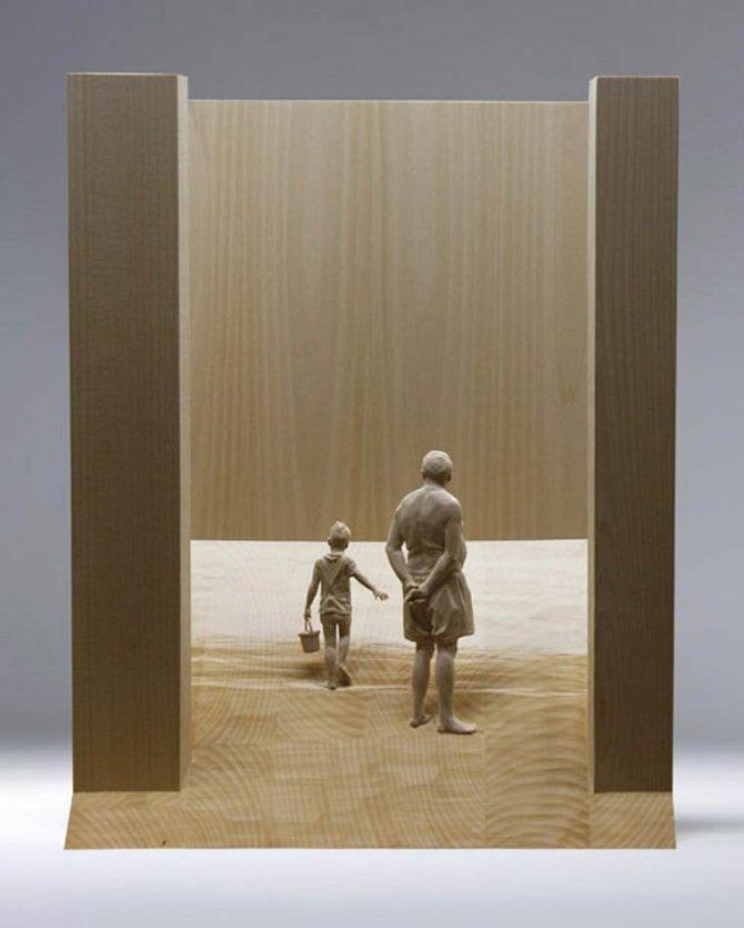 peter demetz wood sculptures 2