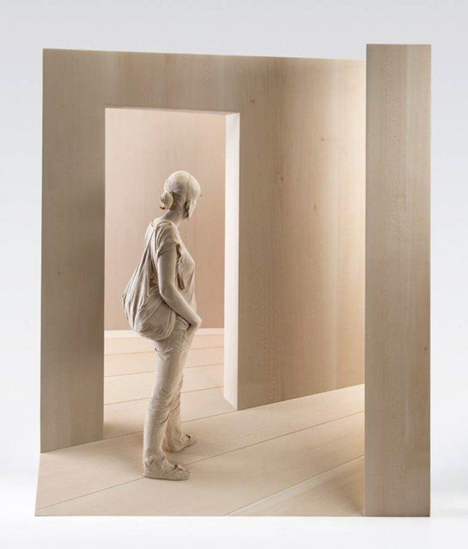 peter demetz wood sculptures 3