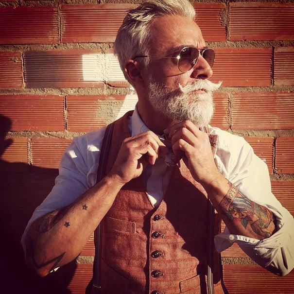 tattooed elderly people 25 605