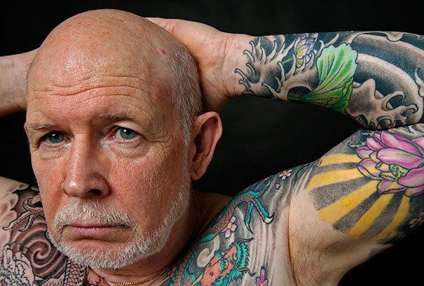 tattooed elderly people 32 605