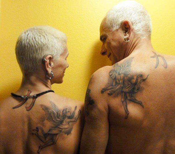tattooed elderly people 5 605