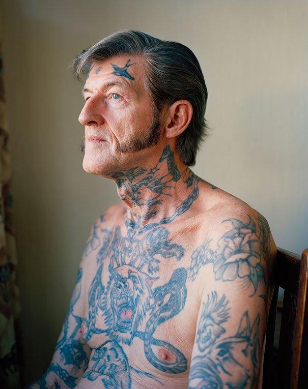 tattooed elderly people 6 605