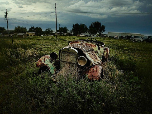Car Graveyards Photography 11