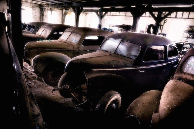 Car Graveyards Photography 18