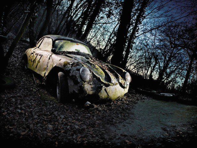 Car Graveyards Photography 19