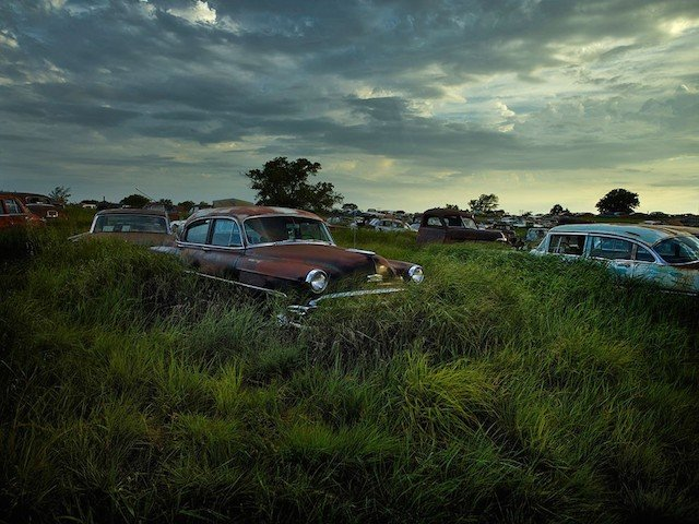 Car Graveyards Photography 7