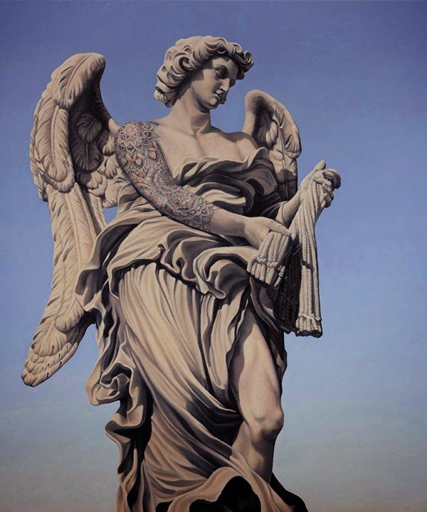 monumenti statue persone comuni 5