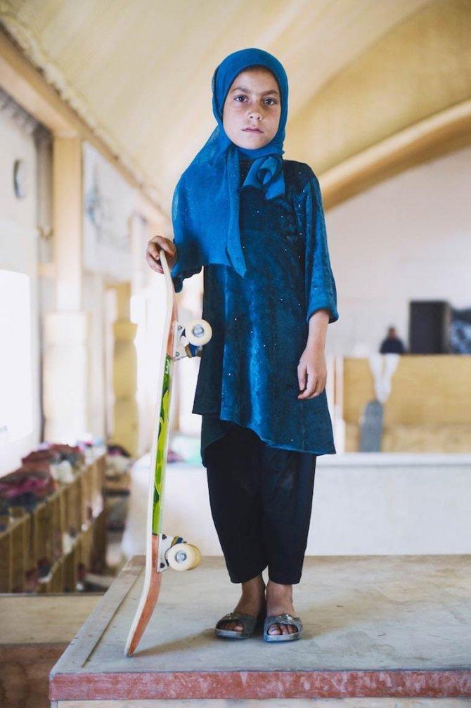 Skate Girls of Kabul Jessica Fulford Dobson 3