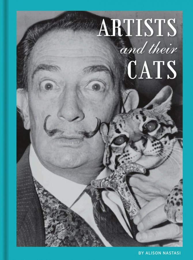 artists and their cats cover