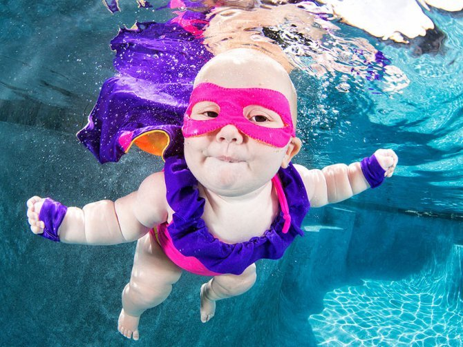 cute underwater babies photography seth casteel 1